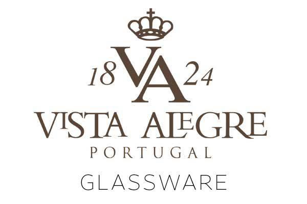 VISTA ALEGRE GLASSWARE