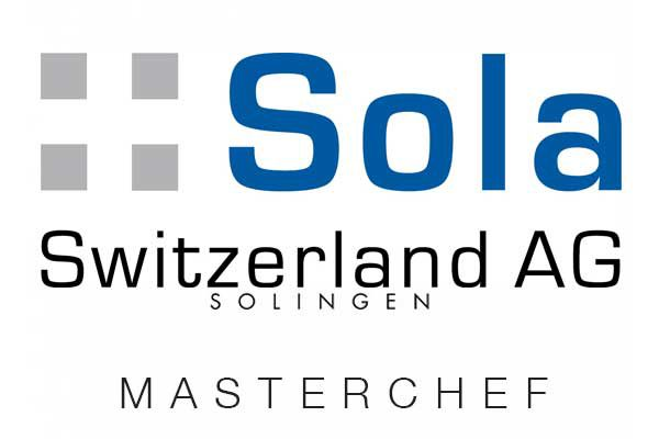SOLA SWITZERLAND MASTERCHEF