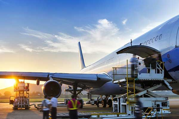 air freight - FOOD TRADING AND DISTRIBUTION